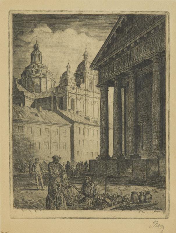 Wilno, 1927 r.