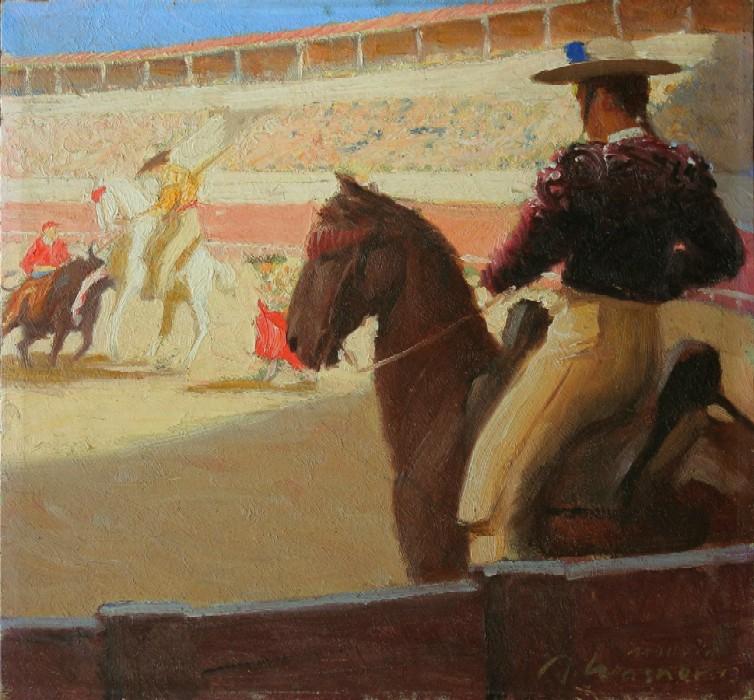 Corrida w Madrycie (1913)