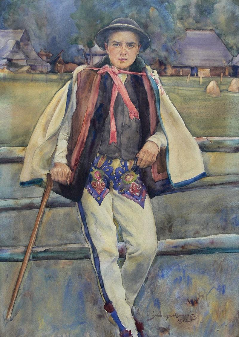 Wyczekiwanie, 1912 r.
