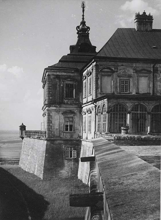 Zamek w Podhorcach