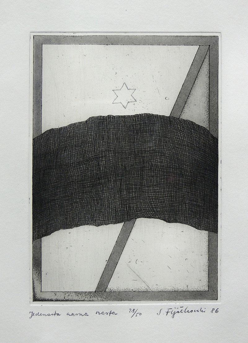 Jedenasta czarna szarfa, 1986 r.