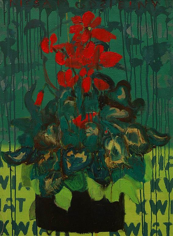 Kwiat niesamodzielny, 2005