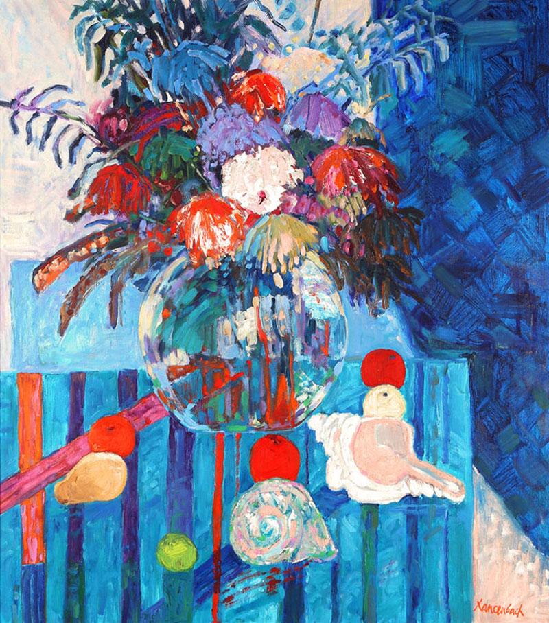 Kwiaty i muszle, 1997