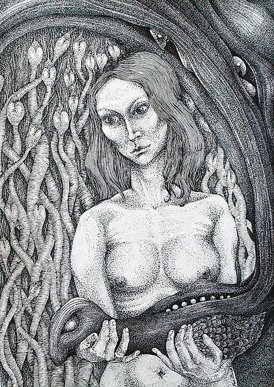 Portret z perłami, 2010