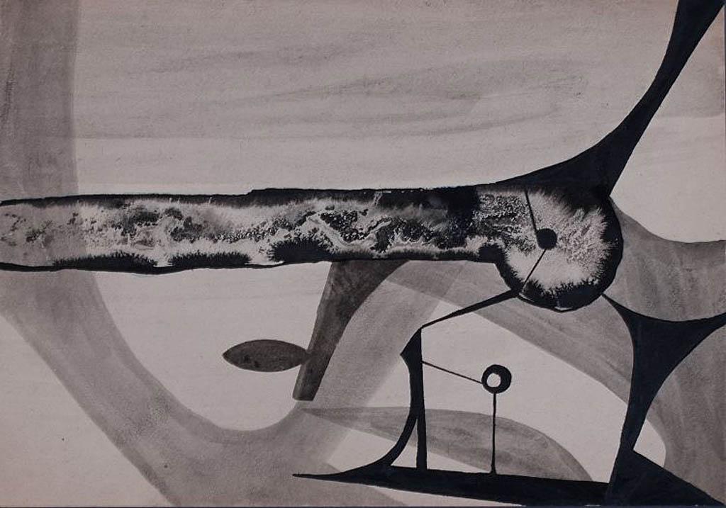 Kompozycja, 1955