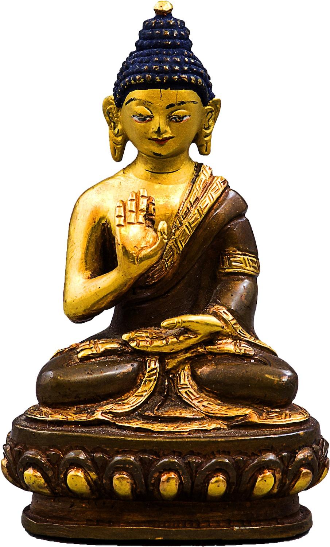 Budda Amoghasiddhi