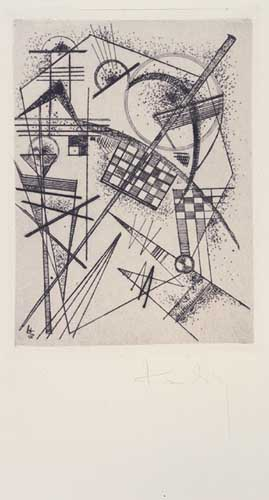 Abstrakcja, 1926