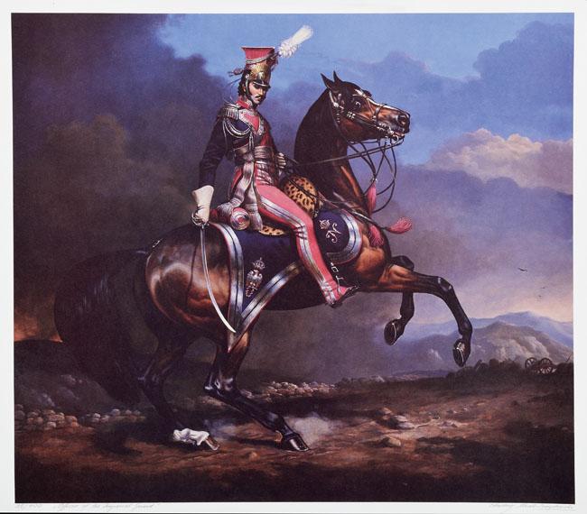 OFICER GWARDII CESARSKIEJ (Officer of the Imperial Guard)