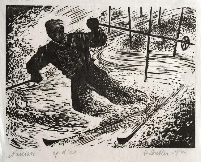 NARCIARZ, 1949