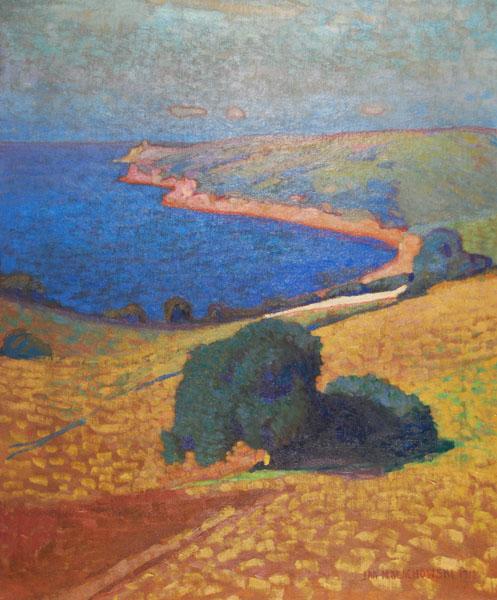 Pejzaż z Korsyki, 1912