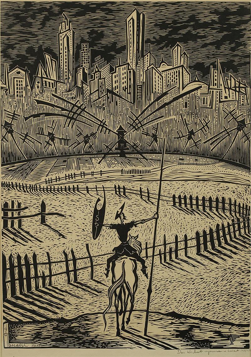 Don Kichot wyrusza w świat, 1962 r.