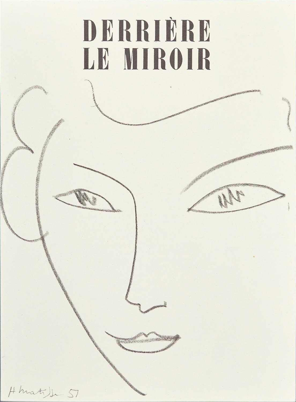 Deriere le miroir 1951 r.
