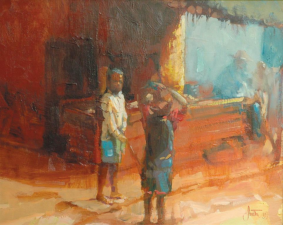 Dzieci Madagaskarskie