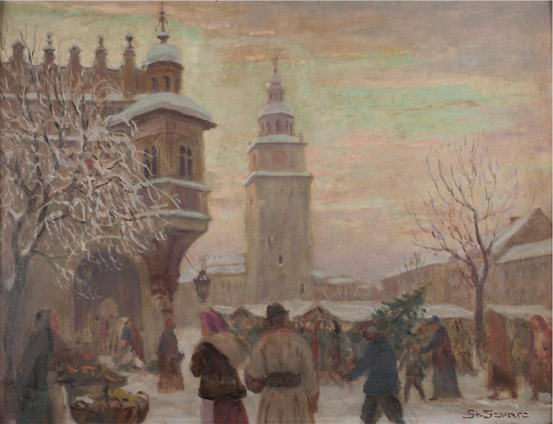Na krakowskim rynku