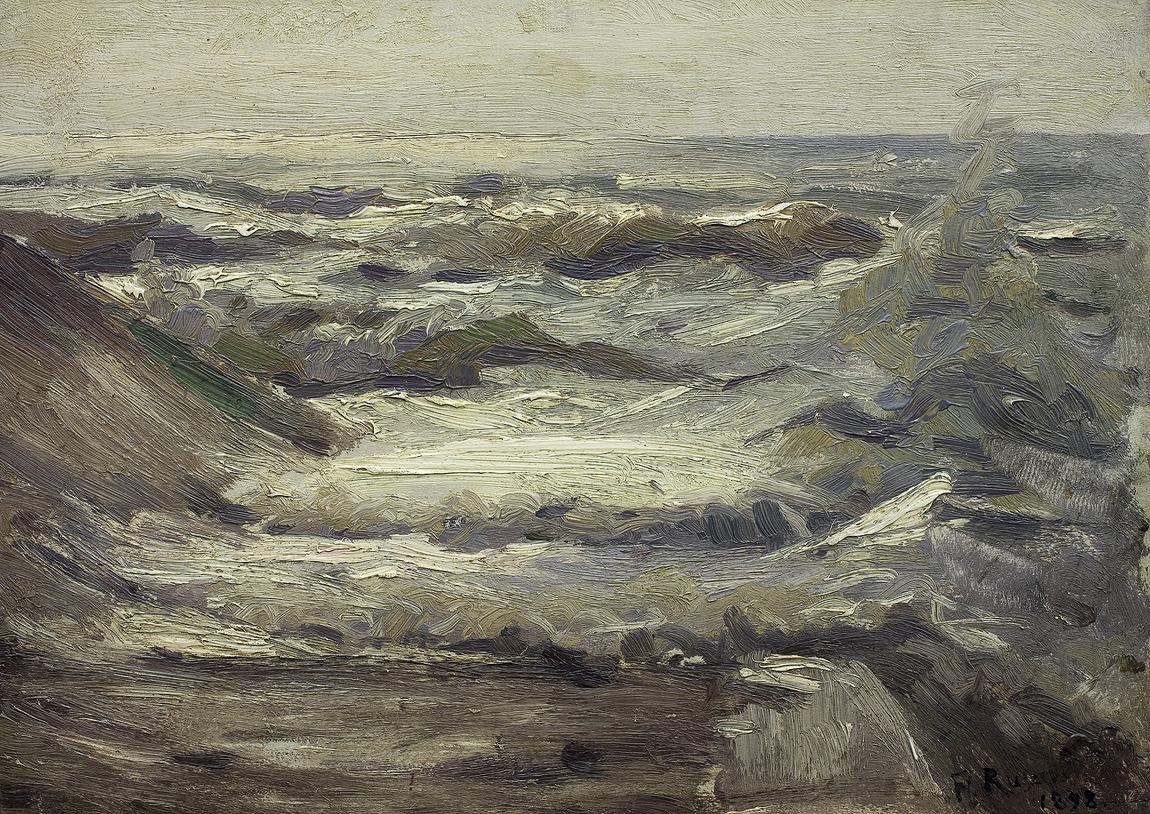 FALE MORSKIE, 1898