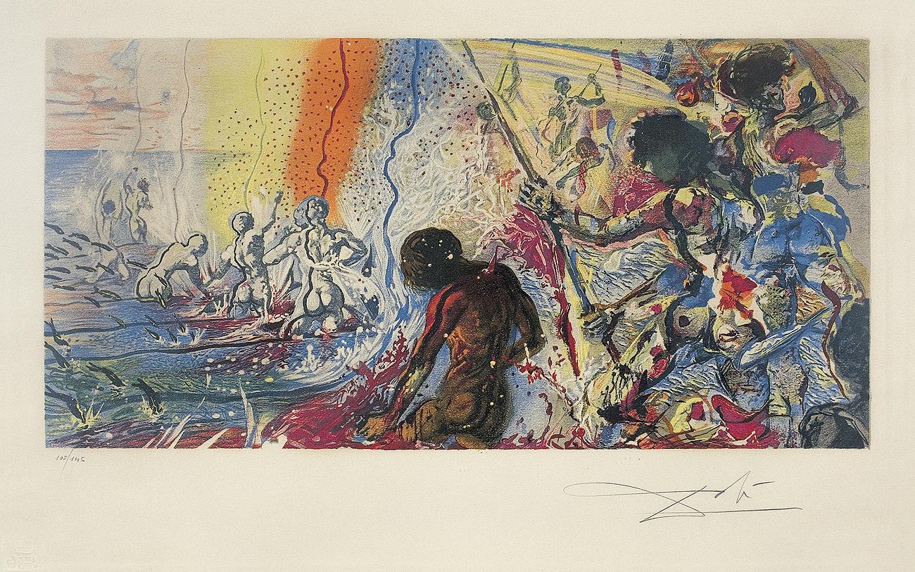 POŁÓW TUŃCZYKA, 1971/72