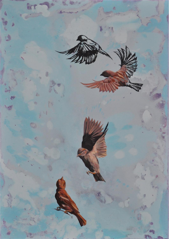 Ptasie figle III, 2016