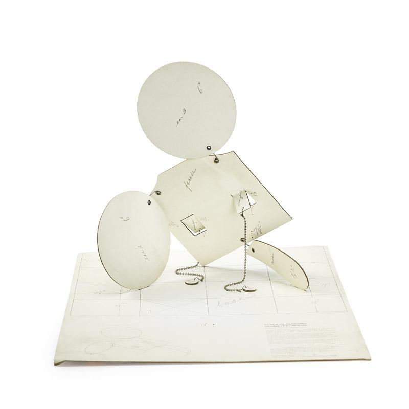 Geometric Mouse Scale D, 1971 r.