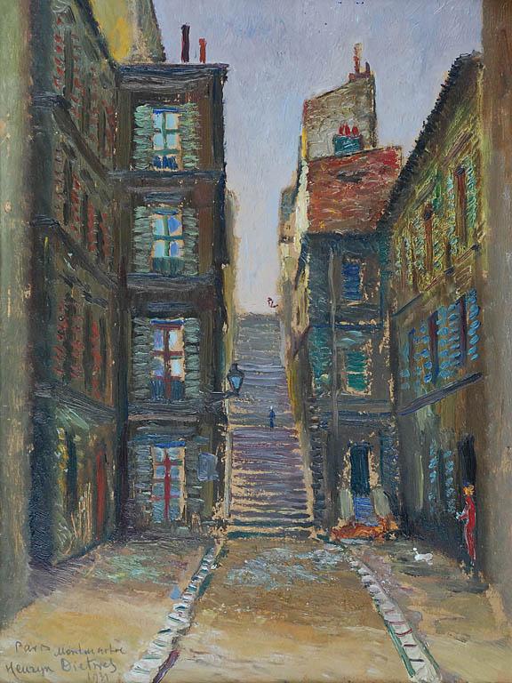 Montmartre 1931