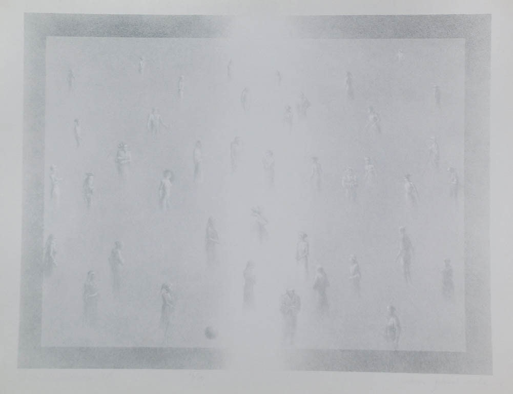 Scena (III), 1983