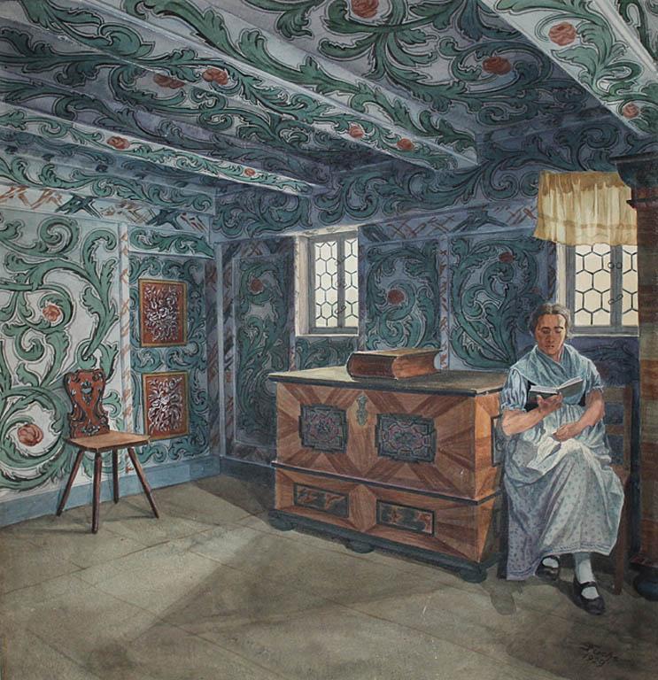 Wnętrze (1929)