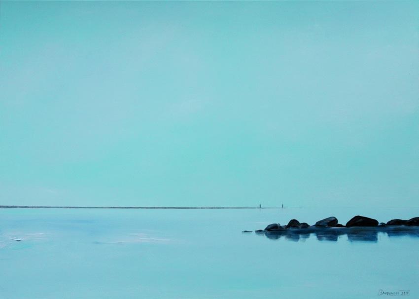Lustro wody, 2017r.
