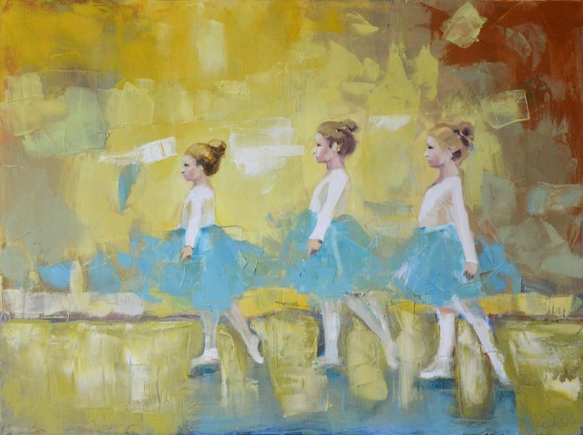 Lekcja baletu, 2017r.