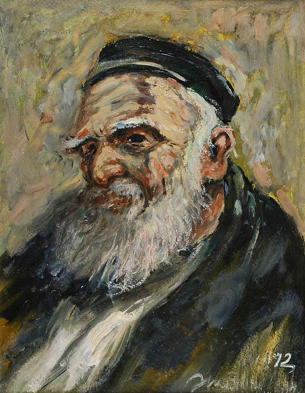 Głowa starego Żyda