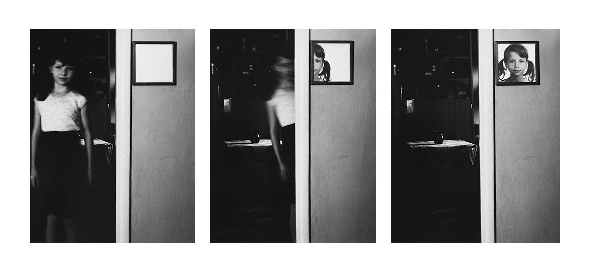 Powstawanie fotografii z cyklu Fotosekwencje