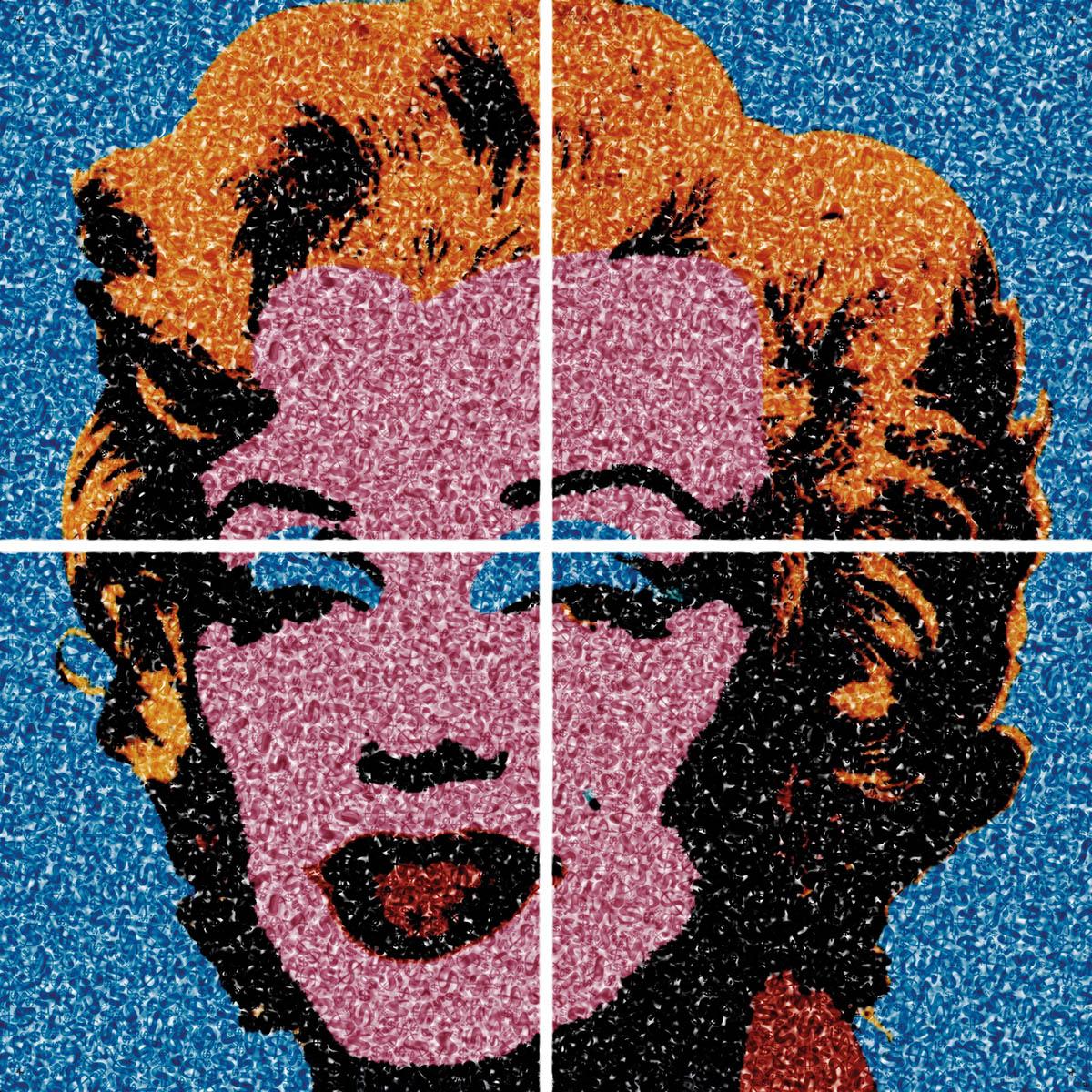 Marilyn, Andy'emu, Ameryce... (wersja B)
