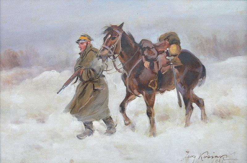 Zamieć, 1931 r.