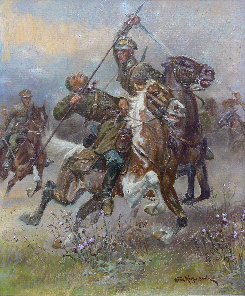 Potyczka (Bitwa Warszawska?)