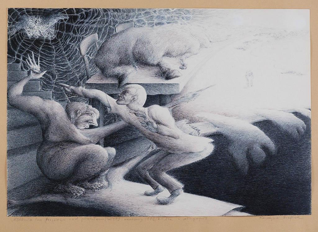 Kłótnia, 1983