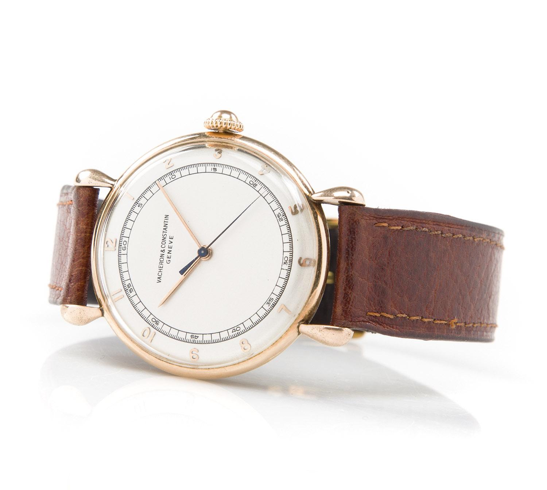 Zegarek męski, Vacheron Constantin, Szwajcaria, koniec lat 40. XX w.