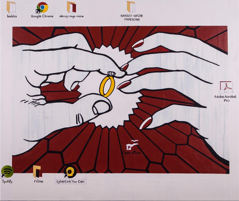 Tribute to Roy Lichtenstein