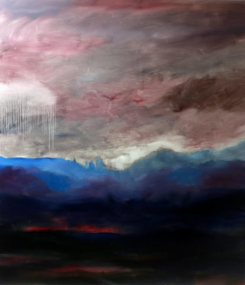 Blue mountain, 2015