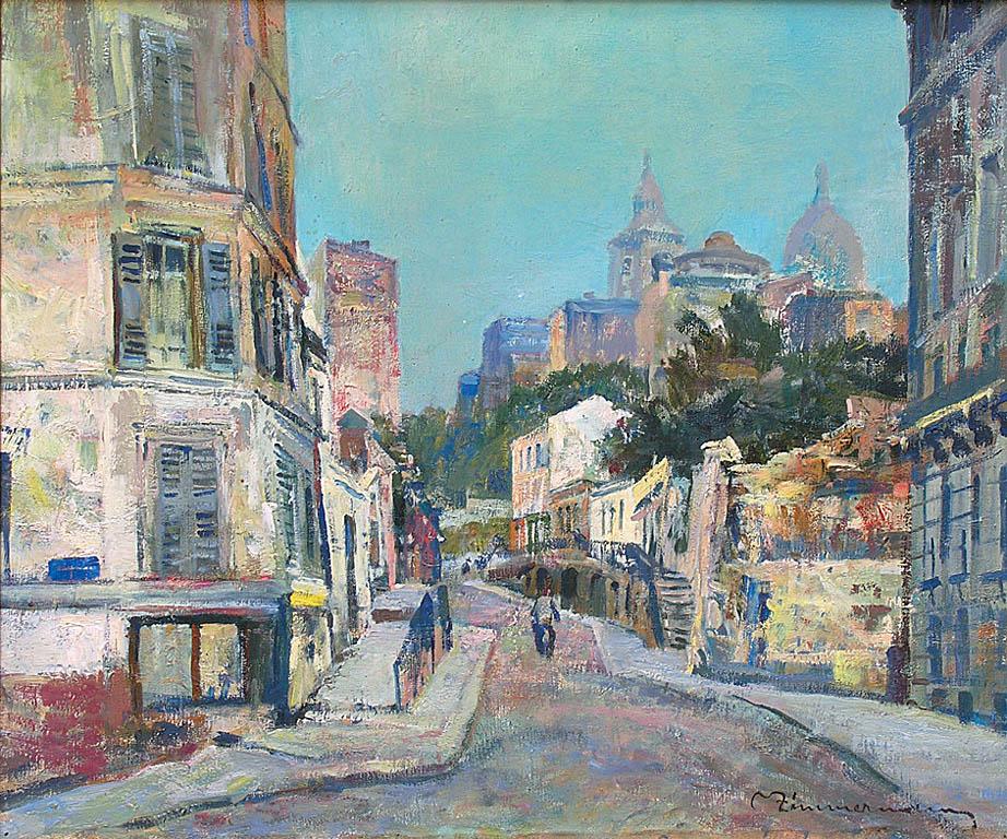 Montmartre (1956)