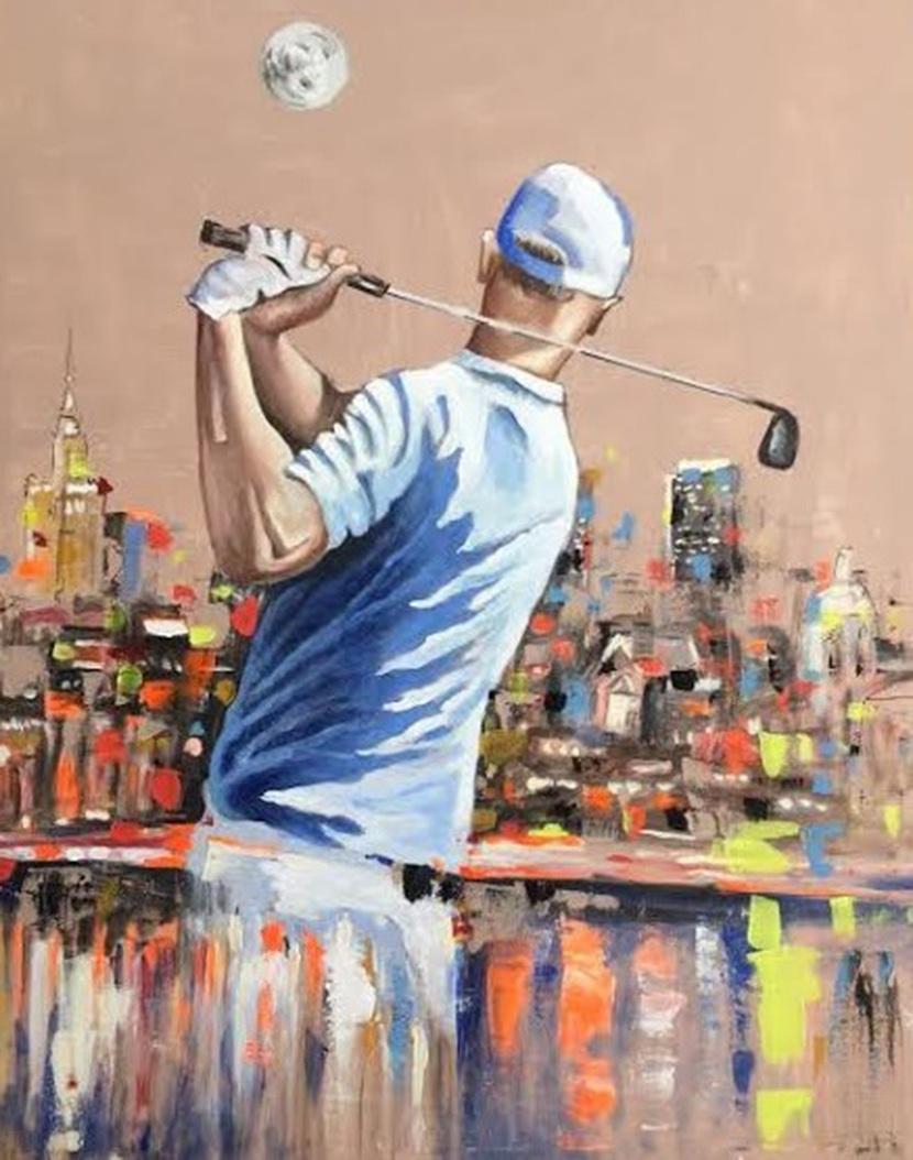 Golf i kropka, 2017