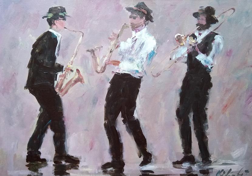Jazz & soul, 2017