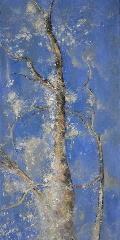 Gałązka zimą, 2011