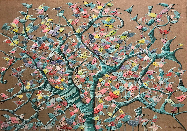Z cyklu Drzewo 350, 2017