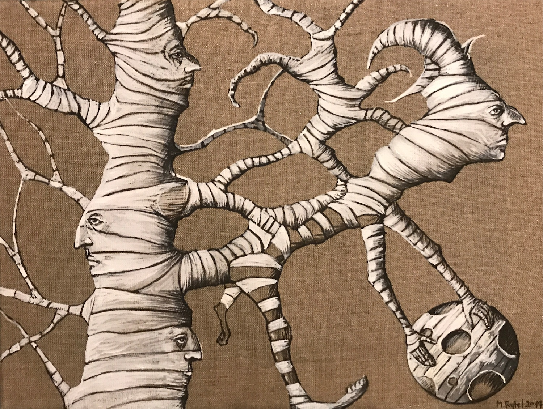 Z cyklu Drzewa, 2017