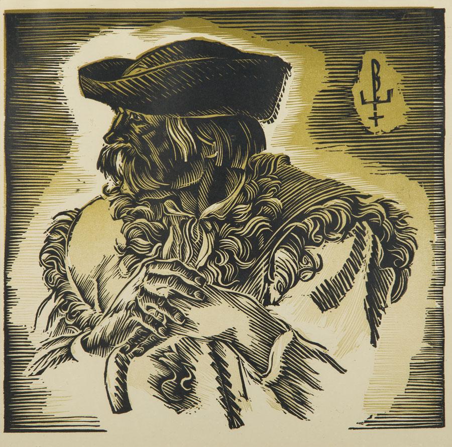 Hucuł z Jaworowa, 1935 r.