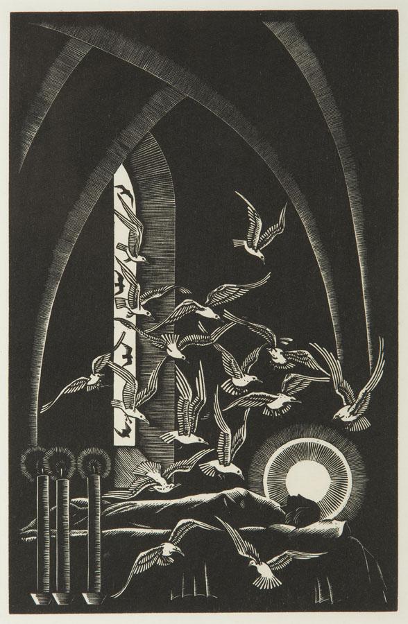 Legenda o św. Kazimierzu, 1929 r.