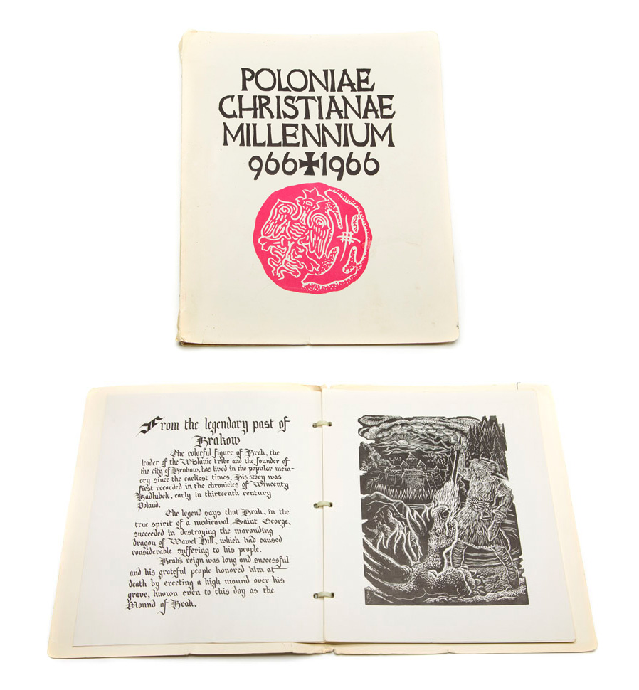 Poloniae Christianae Millennium 966/1966, 1966 r.