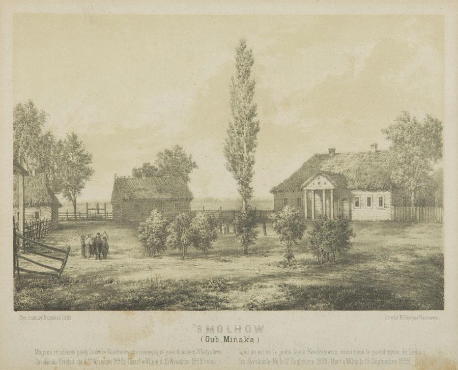 Smolhow (Gubernia Mińska), 1873-1883 r.