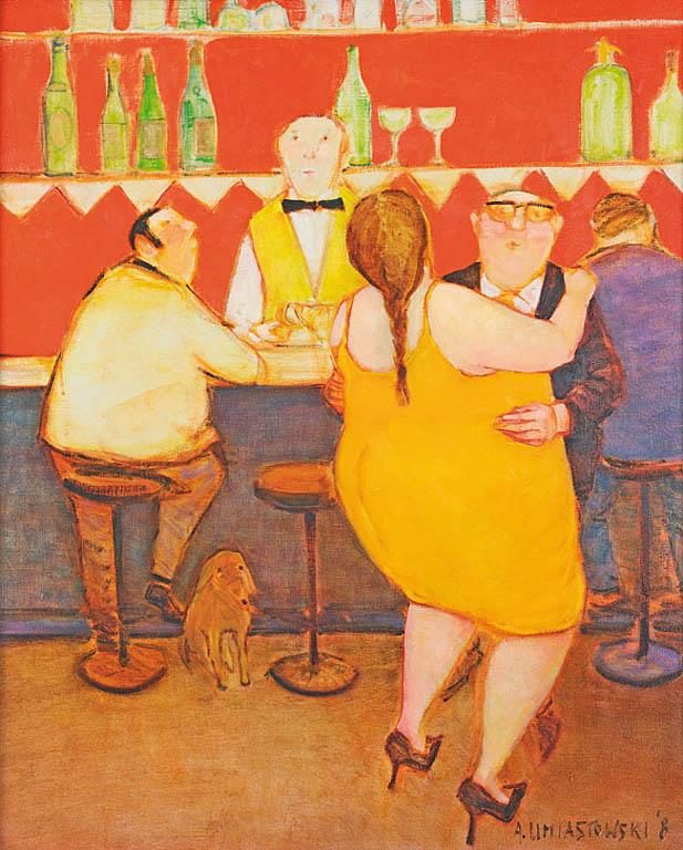 DANCING, 2008
