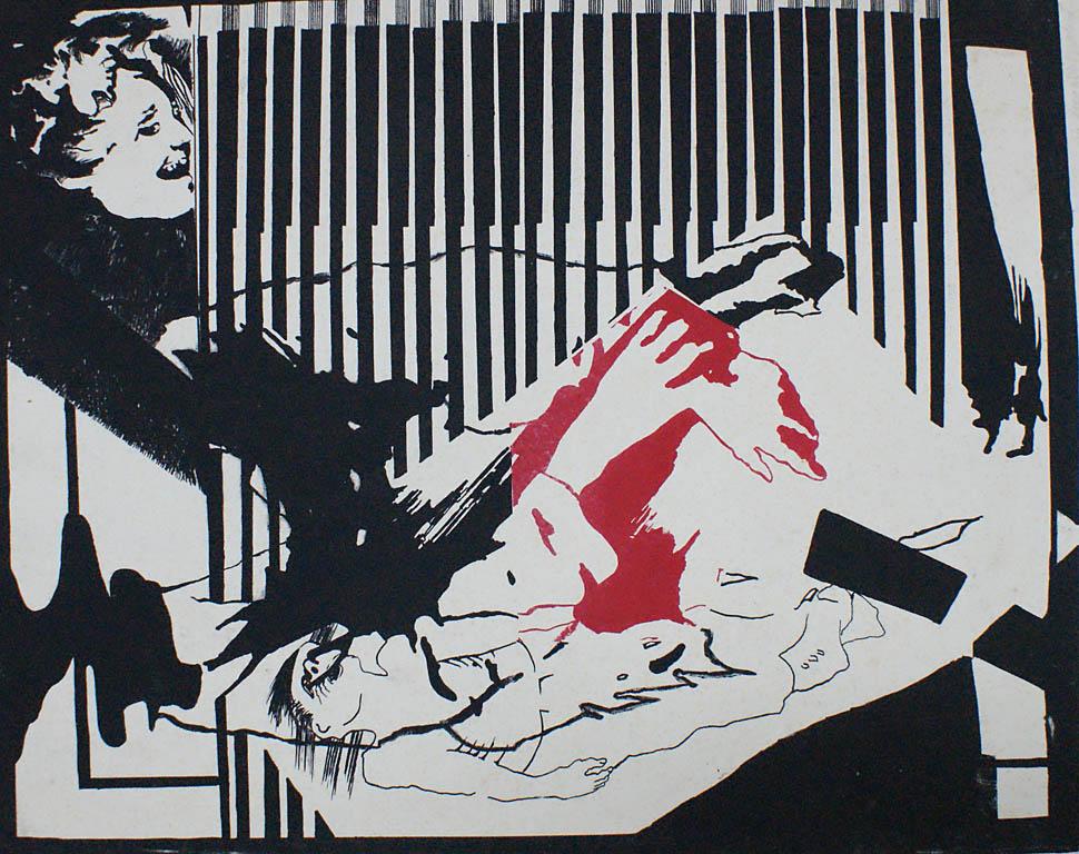 W pułapce, 1969