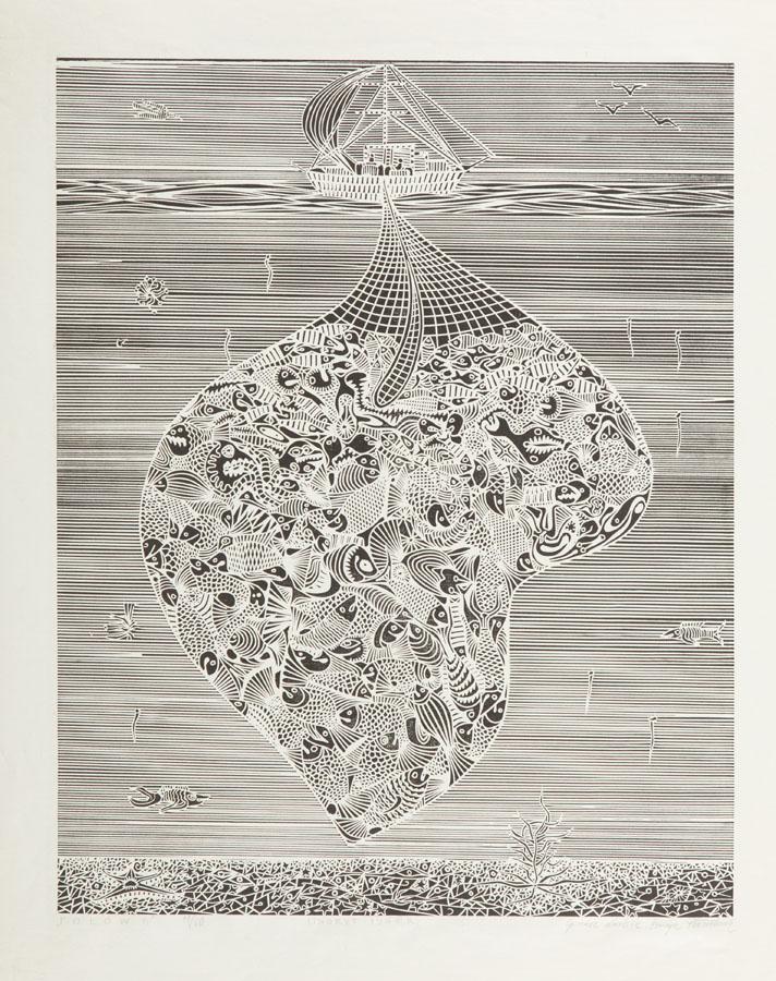 Połów II, 1964 r.