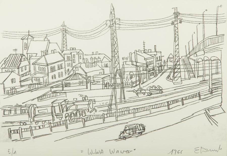 W-Wa Wawer, 1966 r.